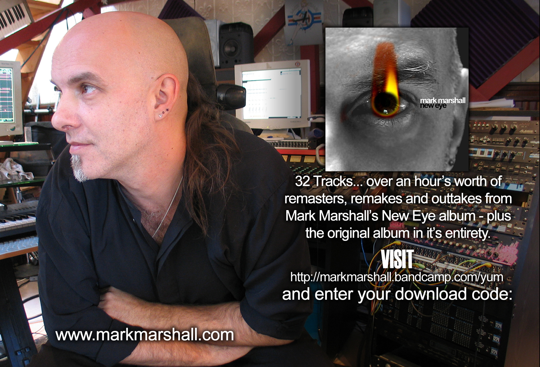A tip for Bandcamp artists    making download cards  - Mark Marshall